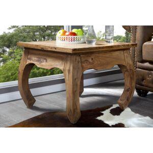 Konferenčný stolík Kali 60x40x60 indický masív palisander Only stain