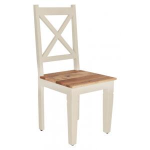Stolička Retro 45x100x45 z mangového dreva